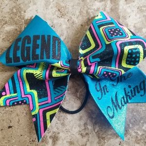 Cheer Bow legend in the making